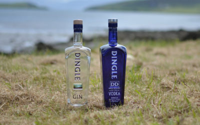 Gin e Vodka Dingle: gli spirits della distilleria irlandese Dingle!