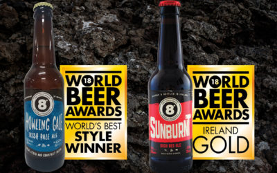 World's Best for Eight Degrees Brewing's
