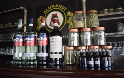 Corso Gin & Vermouth Campari