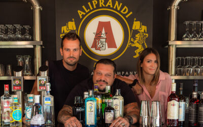"""Nuovi CORSI di FORMAZIONE firmati """"Aliprandi Beverage"""" & """"Barkeeper"""""""